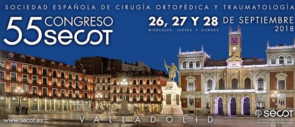 55 congreso de Secot – Sociedad española de cirugía ortopédica y pediatría
